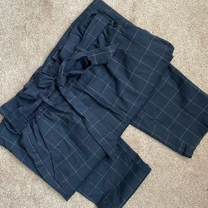 H&M grind paper bag pants